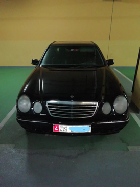 للبيع مرسيدس Benz e55 2001