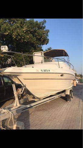For sale mini yacht 25 feet 2008