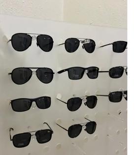 للبيع نظارات طبيه وشمسيه