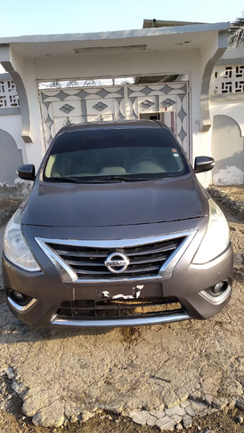 For sale Nissan Sunny 2014 model