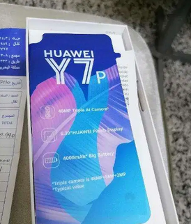 Huawei y7p for sale