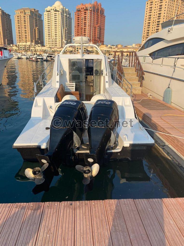 للبيع يخت في قطر حالول الطول ٣٦ قدم 3
