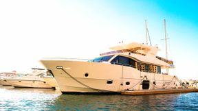 For sale Nomad 75 yacht 14