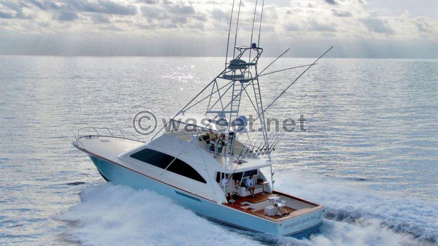 للبيع يخت Ocean 73 SS 0