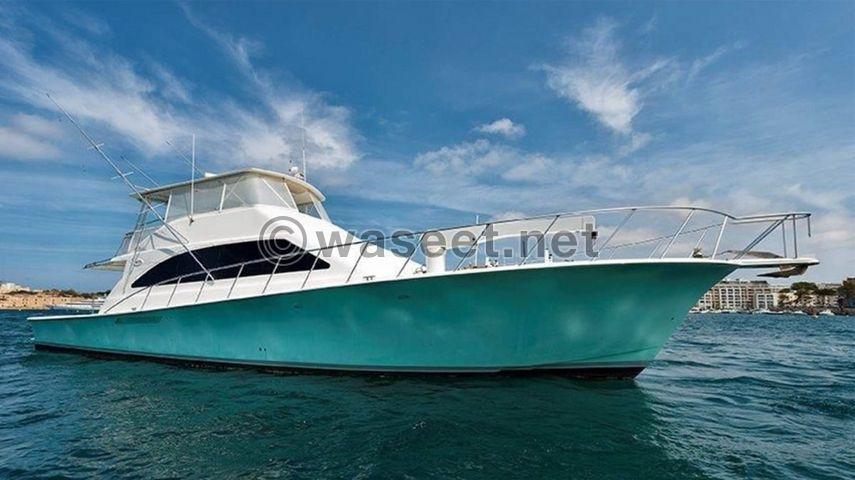 للبيع يخت Ocean 73 SS 3