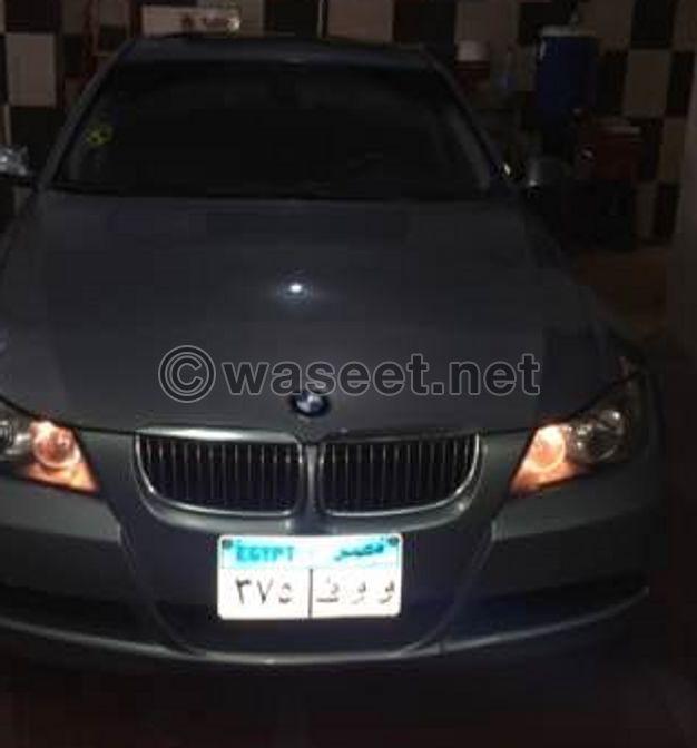 للبيع BMW 316 موديل 2006