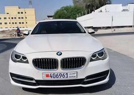 للبيع BMW 528 موديل 2014