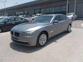 للبيع BMW 730li موديل2011