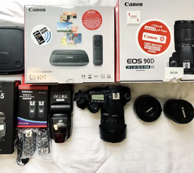 Canon 90D for sale