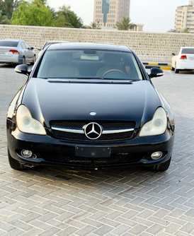 للبيع Mercedes Cls550 موديل 2007