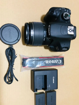 For sale canon 1300d