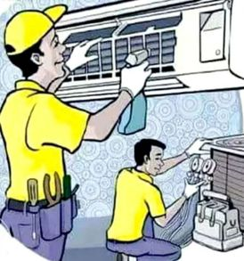 Elaf Corporation for General Services and Air Conditioning Maintenance