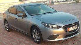 مازدا 3 موديل 2016 للبيع