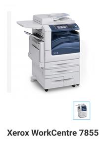ماكينة التصوير Xerox 7855