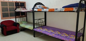 BED SPACE FOR BACHELORS OPPOSITE NAEEM MALL