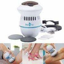 جهاز pedi vac لإزالة الجلد الميت