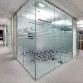 Professionals in all glass works