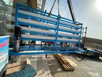 محطة تحلية مياه مركزية قياس ١٠٠٠ طن للبيع