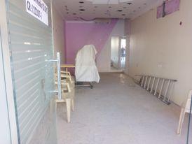 محل للإيجار فى المحرق قرب مركز الشيخ سلمان الصحى