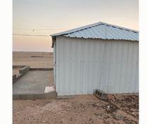 مخيم قريب من الذيبية