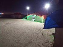 مخيم للبيع اوللإيجار