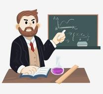 مدرس كيمياء وفيزياء وعلوم ورياضيات