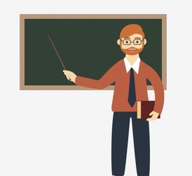 مدرس لتأسيس الطلاب