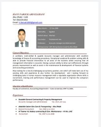 Account Manager Looking for a Job