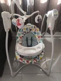 Electric baby wand