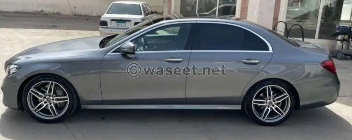 مرسيدس E250 موديل 2018 2