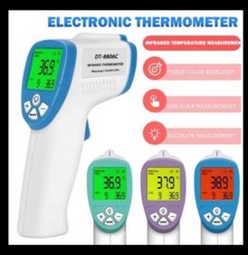 Thermometer gun 1
