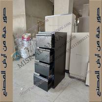 مصنع مصر الآمنة لبيع الأثاث المعدنى والمكتبى
