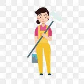 مطلوب عاملات نظافة للعمل