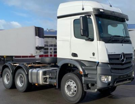Mercedes Actros 3348 wanted