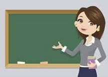 معلمة لتأسيس أطفال الروضة
