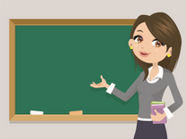 معلمة لغة انجليزية ولغة عربية
