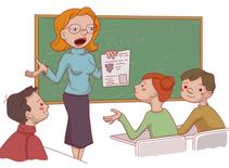 معلمة لمرحلة الروضة