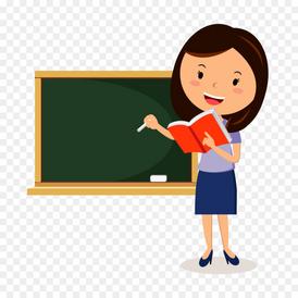 معلمة مواد دراسيه مختلفه