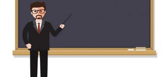 معلم لتدريس جميع المواد الدراسية