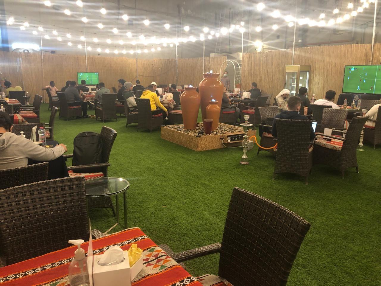 مقهي للبيع في عجمان 5
