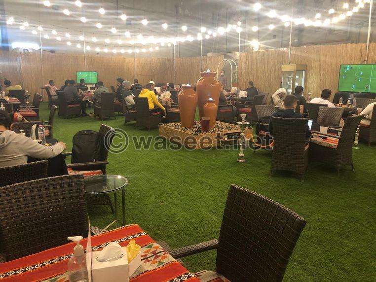 مقهي للبيع في عجمان 0