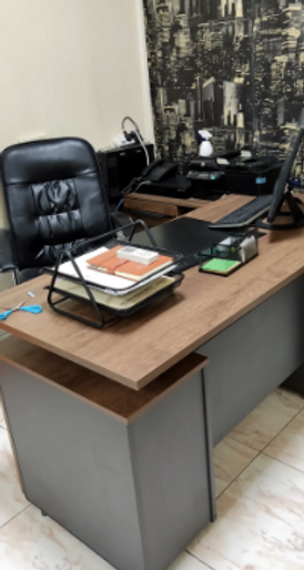 Clean used offices