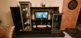 TV library in good condition