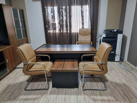 Semi-used office for sale