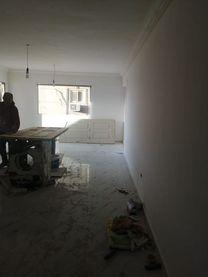مكتب للإيجار طابق رابع النزهه الجديده 160م...