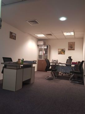 Office for rent and establishment of companies