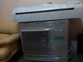 Used air conditioner with warranty for sale