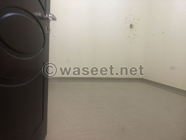 Annex room and lounge for rent in Khalifa city (b) Shakhbout