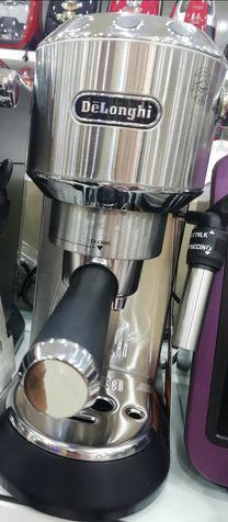 ماكينة قهوة اسبريسو وداريه وكابتشينو إيطالي استانلس...