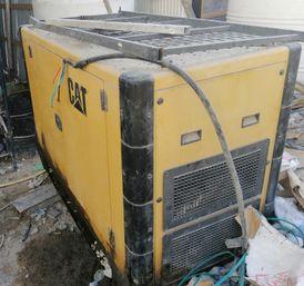 Used 30kv Cater Piller Generator